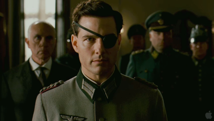 Tom Cruise: the Ündermensch.